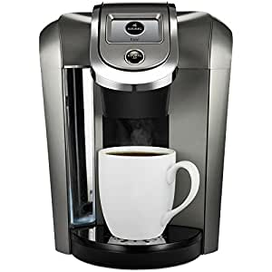 Keurig Coffee Maker Instructions Prime : Amazon.com: Keurig K575 Coffee Maker, Platinum: Kitchen & Dining