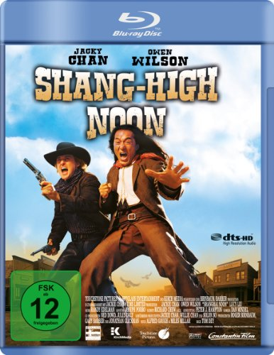 Shang-High Noon [Blu-ray]