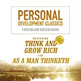 img - for Personal Development Classics: Five Bestselling Success Books book / textbook / text book
