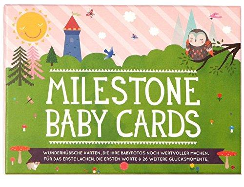 Milestone Cards in verschiedenen Ausführungen hergestellt von Milestone