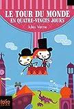 echange, troc Jules Verne - Le tour du monde en quatre-vingts jours