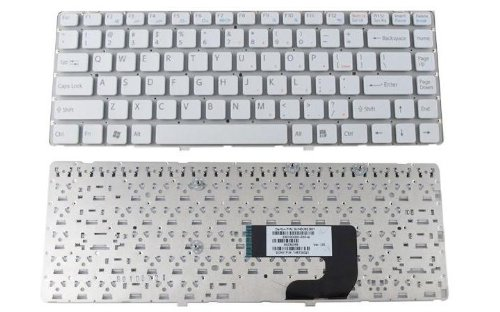 NEW Sony Vaio VGN NW Series Laptop Keyboard US Ivory, 9J.N0U82.A01 148738521