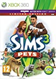 The Sims 3 Pets Limited Edition Game XBOX 360
