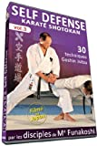 echange, troc Karaté Shotokan - Vol. 3 : Self-défense, 30 techniques Goshin Jutsu