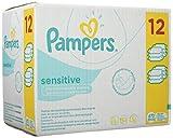 Pampers Feuchttücher Sensitive 2-Monatspack, 672 Tücher...