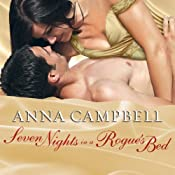 Seven Nights in a Rogue's Bed: Sons of Sin, Book 1 | [Anna Campbell]