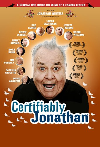 Certifiably Jonathan Reviews
