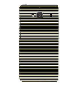 EPICCASE colored lines Mobile Back Case Cover For Mi Redmi 2 Prime (Designer Case)