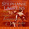 Temptation and Surrender: A Cynster Novel (       UNABRIDGED) by Stephanie Laurens Narrated by Roz Landor