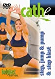 Cathe Friedrich Step, Jump, Pump and Step Blast Exercise DVD - region 0