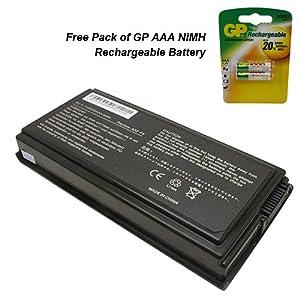 Asus F5RL-AP105E Laptop Battery - Premium Powerwarehouse Battery 6 Cell