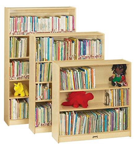 Jonti-Craft 0961JC Standard Bookcase 48