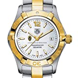 TAG HEUER watch:University of Wisconsin TAG Heuer Watch - Women's Two-Tone Aquaracer at M.LaHart