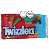 TWIZZLERS RAINBOW TWISTS 1 x 351g BAG AMERICAN IMPORT