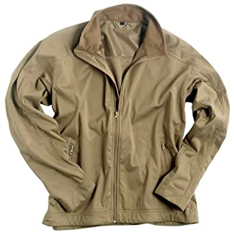Mil-Tec Soft Shell Jacket Lightweight Coyote size S