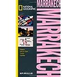 """NATIONAL GEOGRAPHIC Spirallo Reisef�hrer Marrakeshvon """"Jane Egginton"""""""