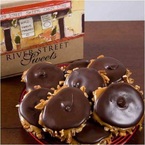 Classic Gift Box of Dark Chocolate Bear Claws, 20oz.