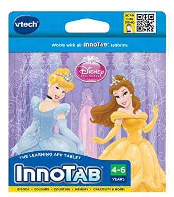 VTech InnoTab Software: Disney Princess