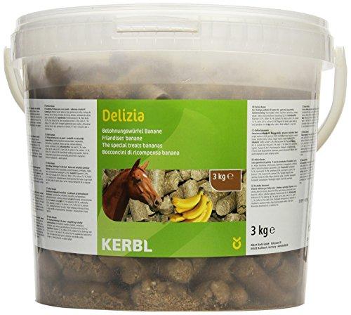 Kerbl 325006 Delizia Sweeties Banane 3kg