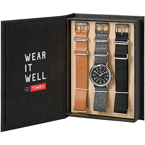 orologio solo tempo uomo Timex Weekender. trendy cod. TWG012400