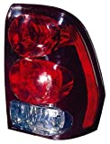 Depo 335-1904R-AS Chevrolet Trailblazer Passenger Side Replacement Taillight Assembly