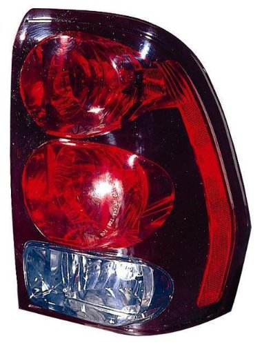 DEPO (335-1904R-AF) Chevy Trailblazer Passenger Side Replacement Taillight (Passenger Side Tail compare prices)