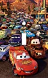 Disney Cars Decorative Light Switch Cover Plate