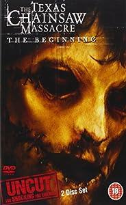 Texas Chainsaw Massacre - Beginning (Uncut) [DVD] [2006]