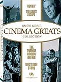echange, troc United Artist Cinema Greats Collection, Set 2 (The Great Escape / Rocky / West Side Story / The Thomas Crown Affair) [VHS] [Imp