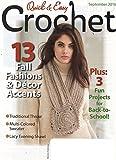 Quick & Easy Crochet