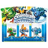 Skylanders Spyro's Adventure: Triple Character Pack - Ignitor, Warnado and Camo (Wii/PS3/Xbox 360/PC)