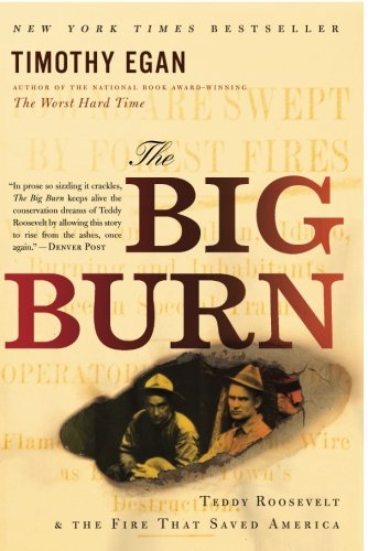 The Big Burn: Teddy Roosevelt and the Fire that Saved...