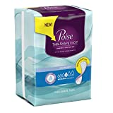 Poise Moderate Pads,  20 Count (Pack ...