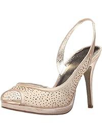 Adrianna Papell Women S Georgi Platform Dress Sandal