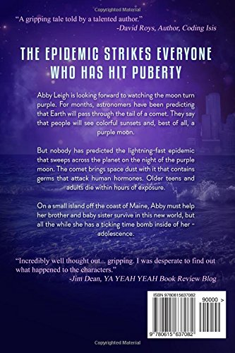 Night of the Purple Moon: Volume 1 (The Toucan Trilogy)