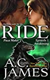 Book cover image for Ride: BBW Paranormal Shape Shifter Romance (Puca Mates Book One)