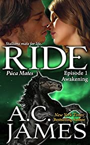 Ride: BBW Paranormal Shape Shifter Romance (Puca Mates Short Book One)