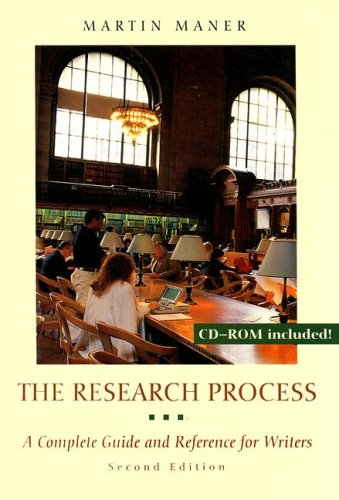 The Research Process: A Complete Guide and Reference for...