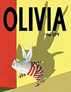 Book Cover: Olivia the Spy