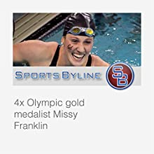 Swimming Sensations: Missy Franklin  by Ron Barr Narrated by Ron Barr, Missy Franklin