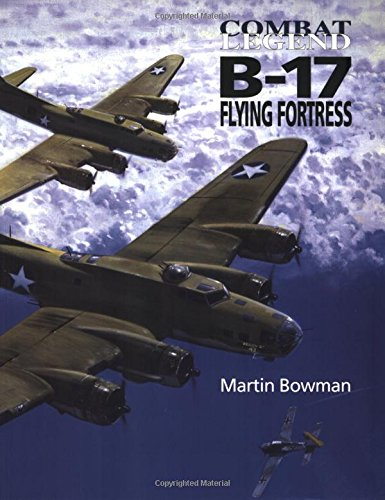B-17 Flying Fortress (Combat Legend)
