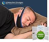 Beste Schnarchen Solution - Anti Schnarchen Kinnriemen - Schnarchen Jaw