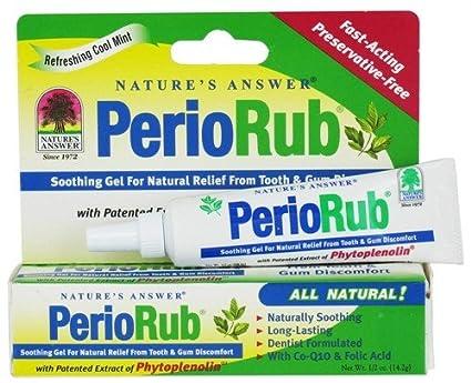 Отзывы Nature's Answer Periorub Topical Rub