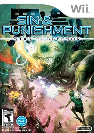Sin and Punishment: Star Successor