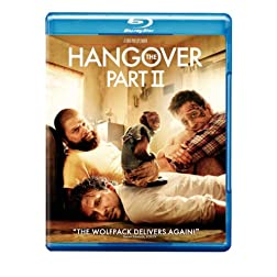 The Hangover Part II (Movie-Only Edition + UltraViolet Digital Copy) [Blu-ray]