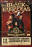 The Black Eyed Peas Monkey Business 2005 - Concert Poster Concertposter