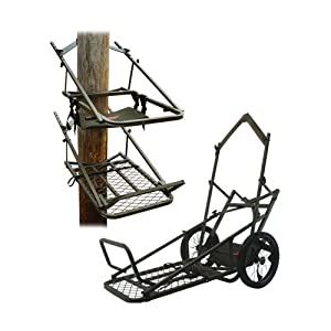Amacker Game Cart Climber Combo Tree Stand by Amacker