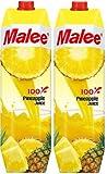 100%パインジュース Malee 1000ml 6本セット