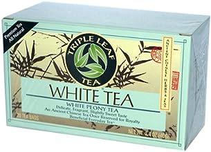 Triple Leaf Tea White Tea - 20 Tea Bags