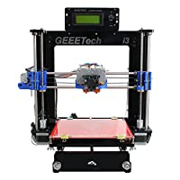 Geeetech I3 Pro C, Dual Extruder,double Head,reprap Pursa I3 3d Printer,two-color Printing, High Resolution